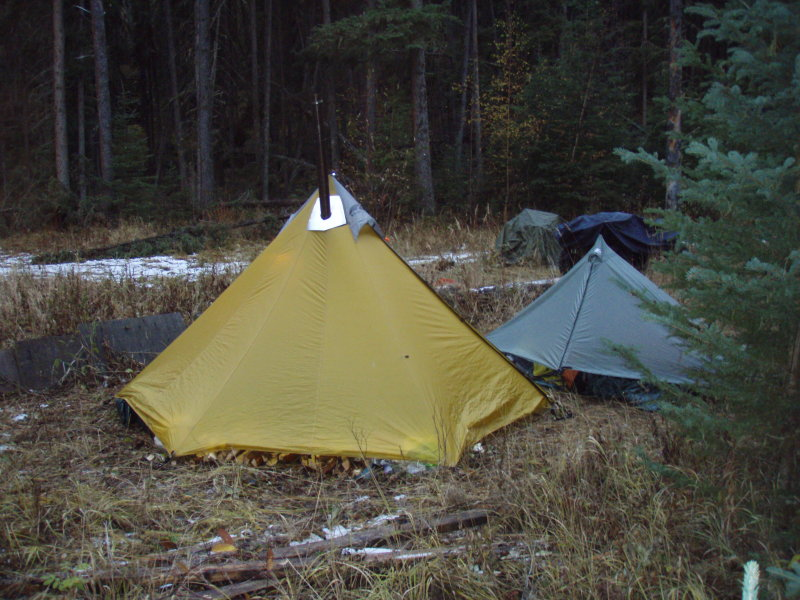 I too like my wood stove in my wall tent - enough to put one in a backpacking tent  & Brand new Tent care..before first use. | Backcountry Beginners ...